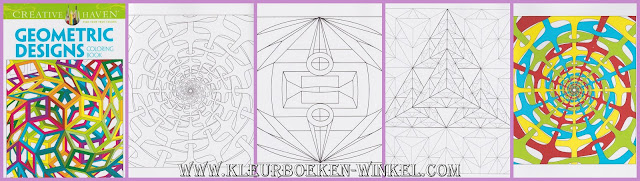 creative haven, geometric designs