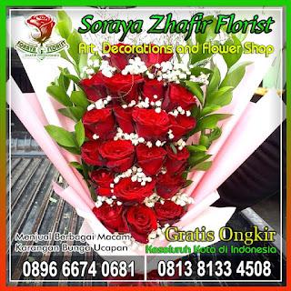 Gambar Bunga hand bouquet di jakarta