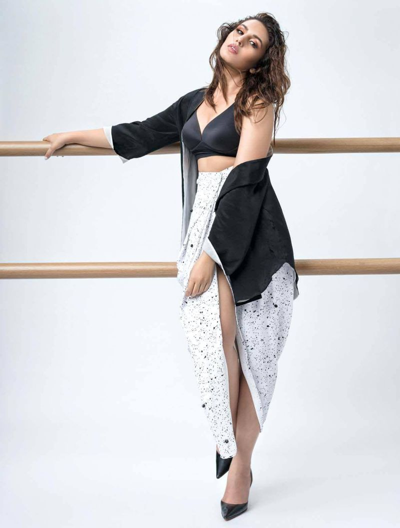 Bollywood Actress Huma Qureshi Latest Photoshoot