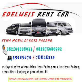 Sewa Mobil Padang Edelweis Rent Car