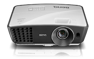 Máy chiếu BenQ W750 sự lựa chọn hoàn hảo cho công nghệ trình chiếu 1