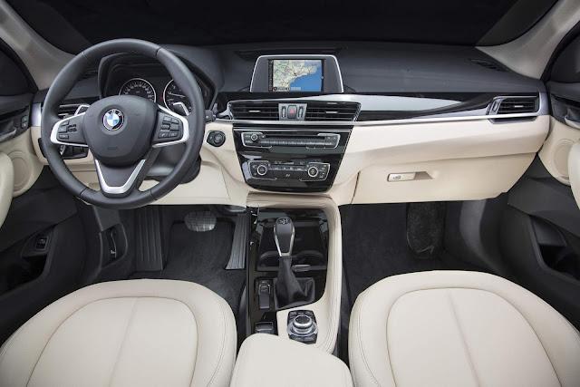 Novo BMW X1 2018 Flex
