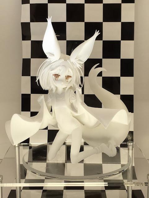 """Nuevas imágenes del prototipo de Hatsuse Izuna Swimsuit Style de """"No Game No Life"""" - Aquamarine"""
