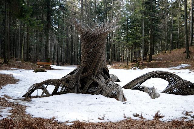 alpe cimbra inverno