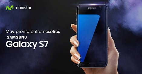 SAMSUNG GALAXY S7 - S7 EDGE OFICIAL MOVISTAR