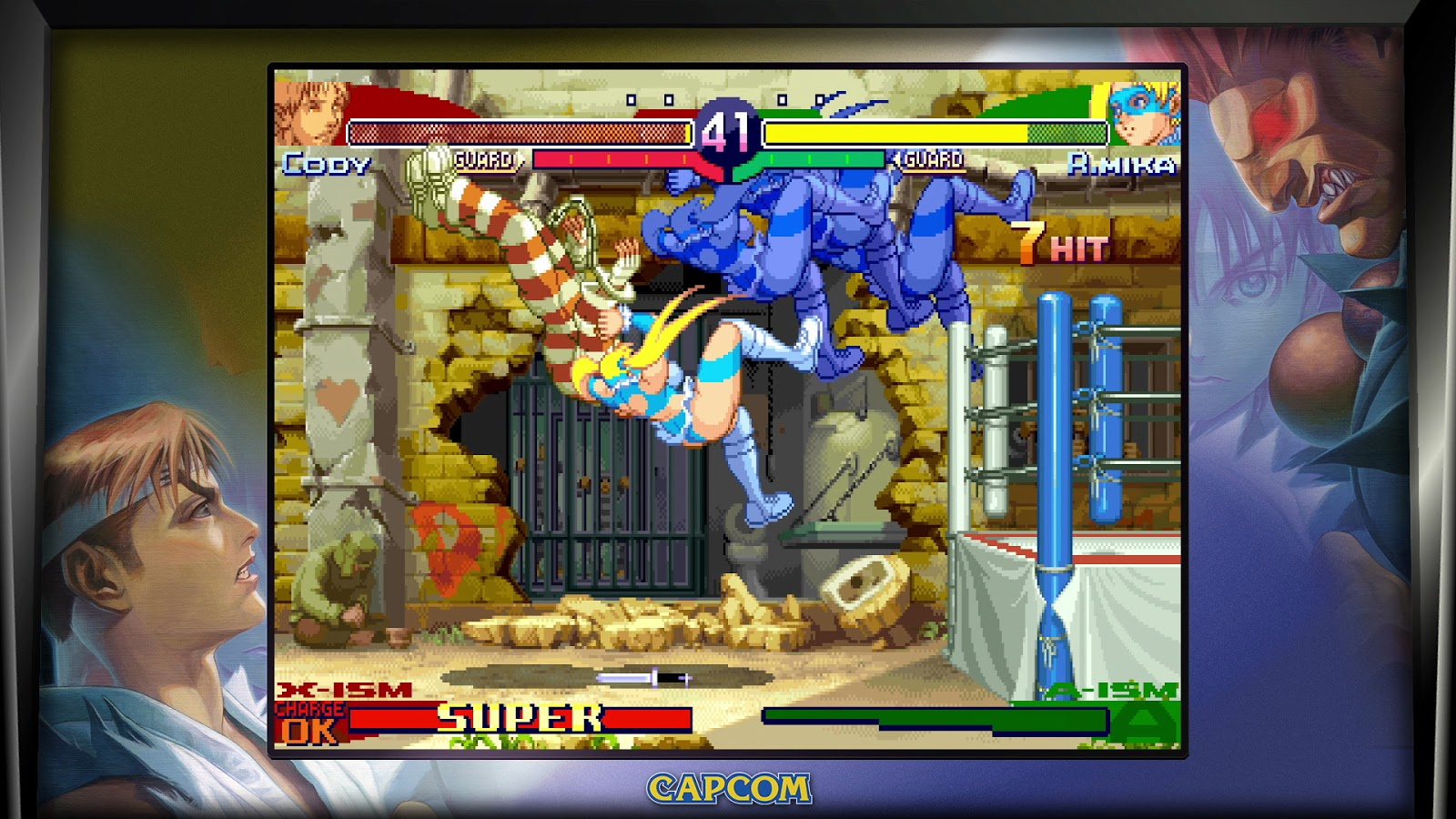 Street Fighter 30th Anniversary Collection PC ESPAÑOL (SKIDROW) + REPACK 1 DVD5 (JPW) 6