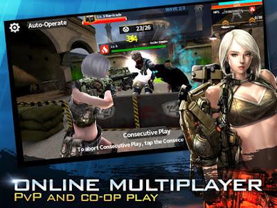 Game FPS Android Terbaik Terbaru Terpopuler - Fatal Raid