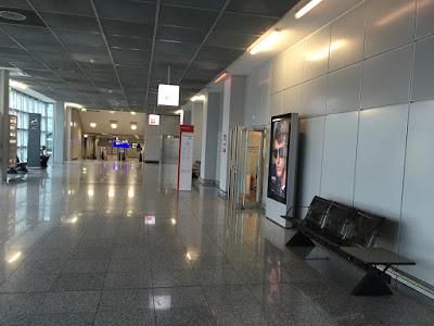 Air France ラウンジ(フランクフルト国際空港) | 2016-06 | マイル修行:JAL・JGCの旅