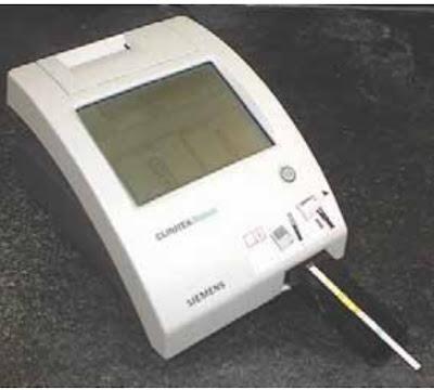 Siemens Medical Solutions Diagnostics manufactures the Clinitek® Status