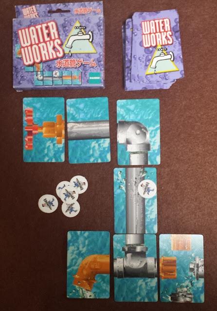 水道管ゲーム WATER WORKS