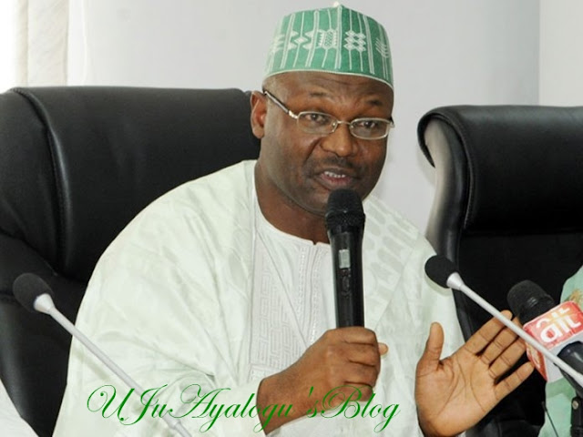 2019: I Am Determined To Beat Jega's Records ― Yakubu, INEC Chair