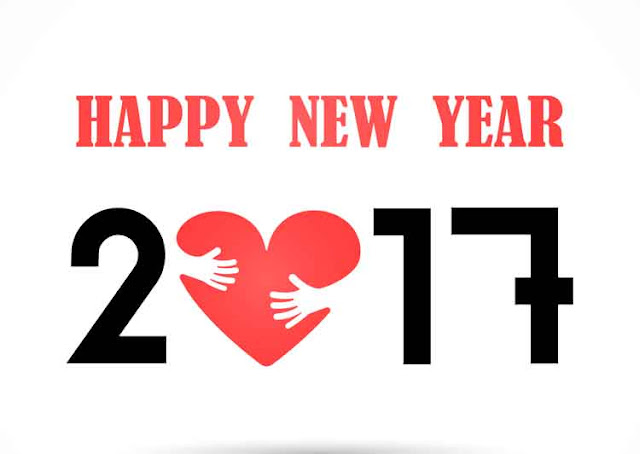 Happy New Year Facebook Cover Pictures 2017