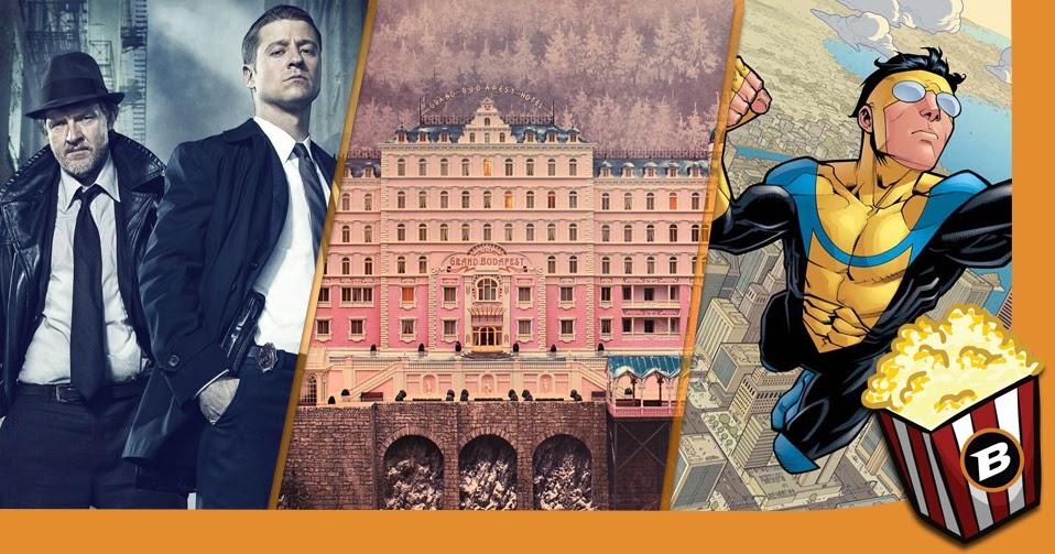 Recomendações: Injustice, Gotham, No Limite do Amanhã, Madoka Magica, Grande Hotel Budapeste e