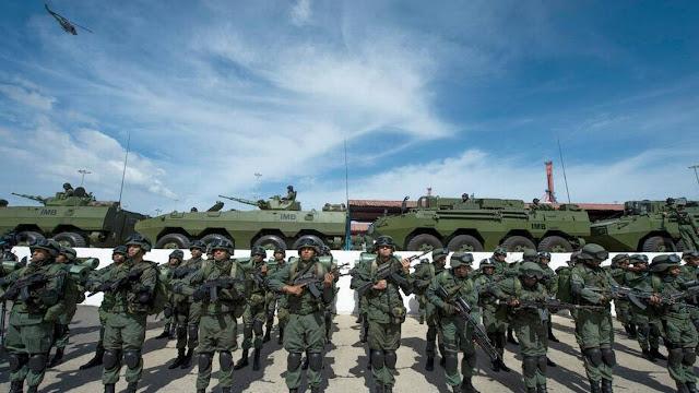 Documento interno: Ejército venezolano es presa de la criminalidad y la anarquía
