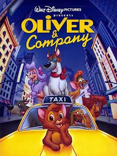 Oliver & Company  เหมียวน้อยโอลิเวอร์กับเพื่อนเกลอ