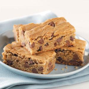 Peanut Butter Cake Bars ~ Source: Taste of Home