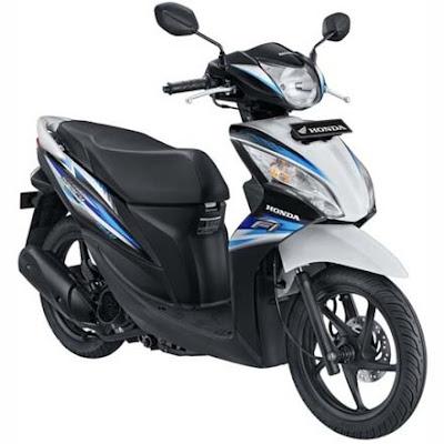 Harga Honda Spacy Terbaru
