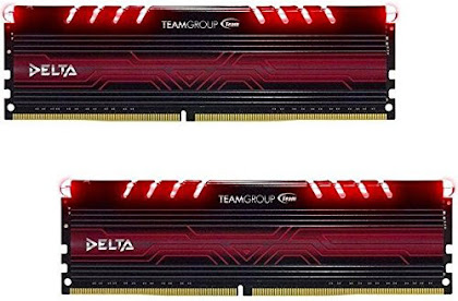 Team Group Delta Red 2x8GB