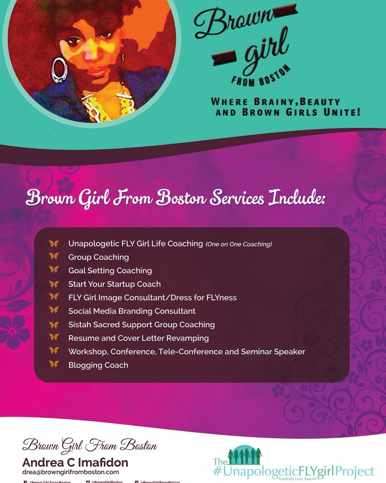 Brown Girl From Boston: ACI Coaching and Consulting, LLC