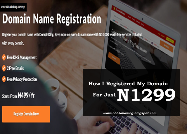 DomainKing Domain registration