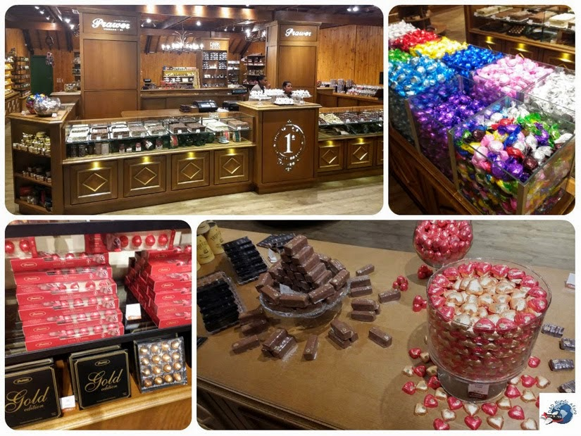 Chocolates Prawer - Gramado - RS