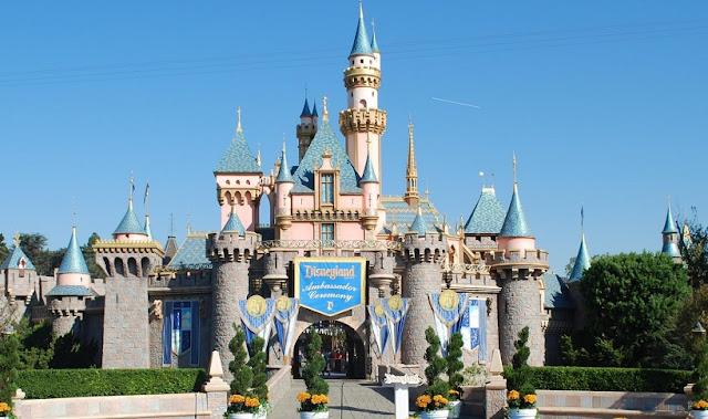 Parque da Disney em Anaheim
