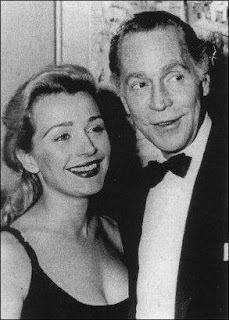 Franchot Tone and Dolores Dorn