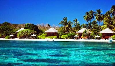 Pulau Moyo di NTB