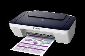 Descargar Drivers Canon Pixma E401 Impresora