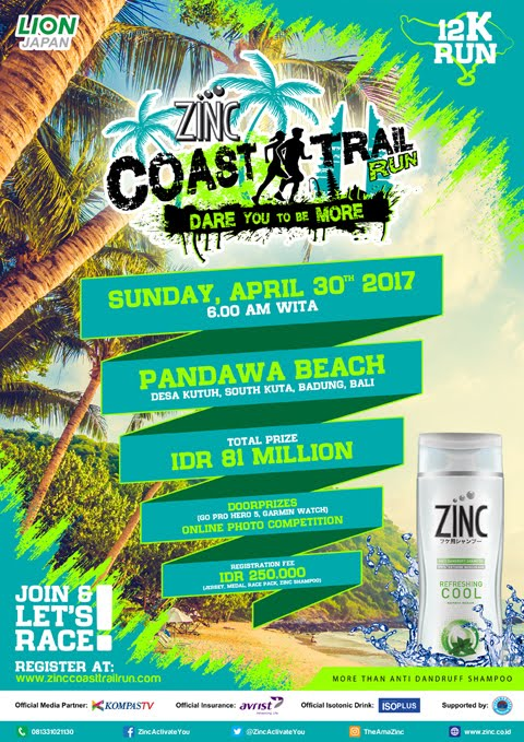 Zinc Coast Trail Run • 2017