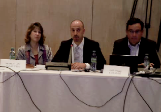 photo: ICANN 53 RySG meeting with FBI and FTC reps