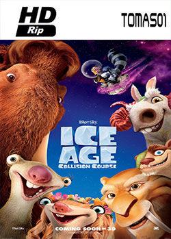 Ice Age 5: El gran cataclismo (2016) HDRip