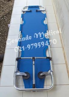 Folding Stetcher YDC 1A3 Ringan