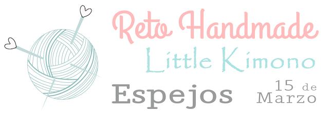 Reto Handmade Little Kimono Espejos