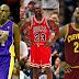 """Michael Jordan: """"LeBron no está por encima de Kobe"""""""