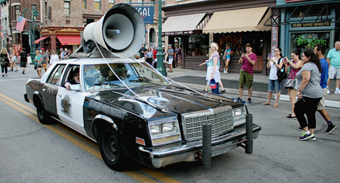 Universal Studios Orlando Florida