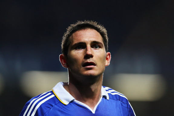 Frank Lampard is the smartest player in the Chelsea squad