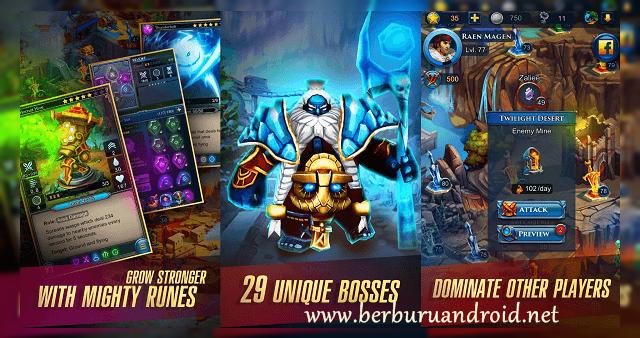 Download Game Defenders 2: Tower Defense CCG v1.5 MOD ( 1 HIT K.O )