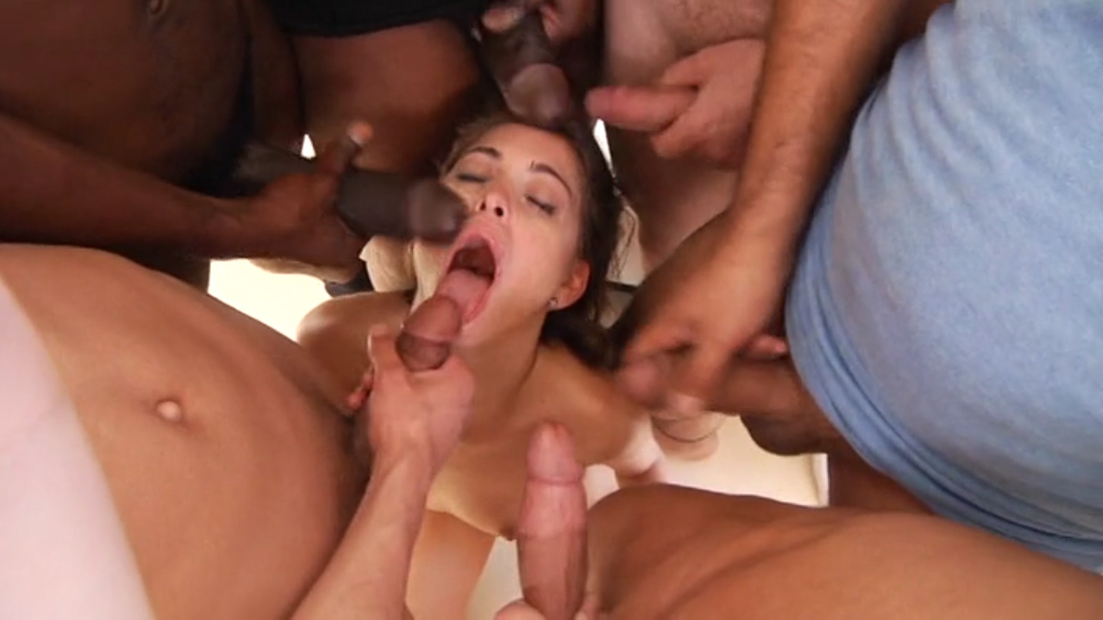 Riley reid massive facials