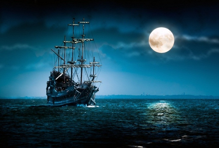 Misteri Kapal Hantu Paling Aneh dan Menakutkan Sepanjang Masa