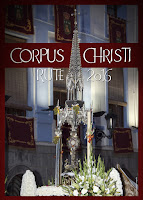 Fiesta del Corpus Christi 2016 - Rute