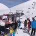 Χάος σε χιονοδρομικό κέντρο της Γεωργίας (video)