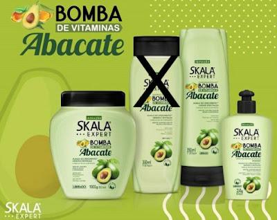 bomba de vitaminas abacate skala low poo