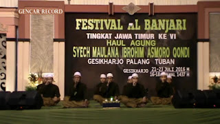 Mp3 Sholawat Sil Ya Nabi- Ainul Madina (Festival Al Banjari Asmoro Qondi 2016)