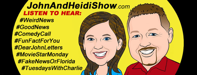 Show Notes - John And Heidi Show