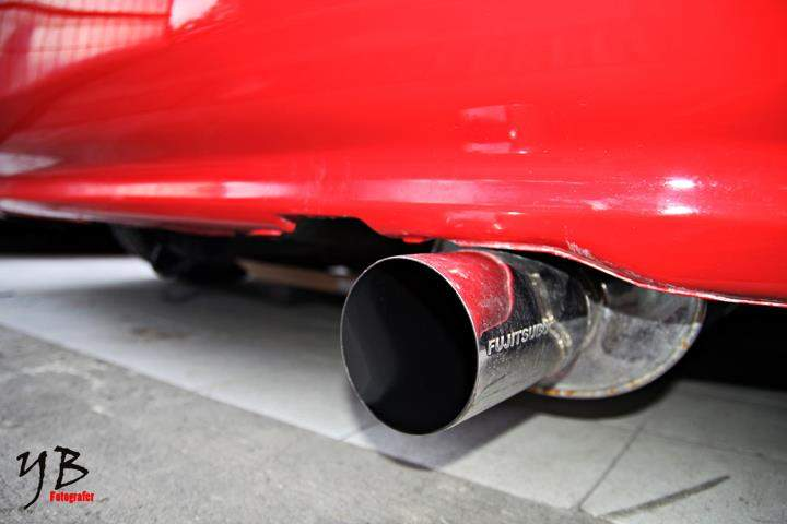 Amazing HellaFlush Honda Estilo