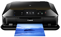 Canon PIXMA MG6370 Review-Cannon claims this printer may help you convey your personality. The Canon PIXMA MG6370 printer emerges in three-color options, also and dark, orange bright.