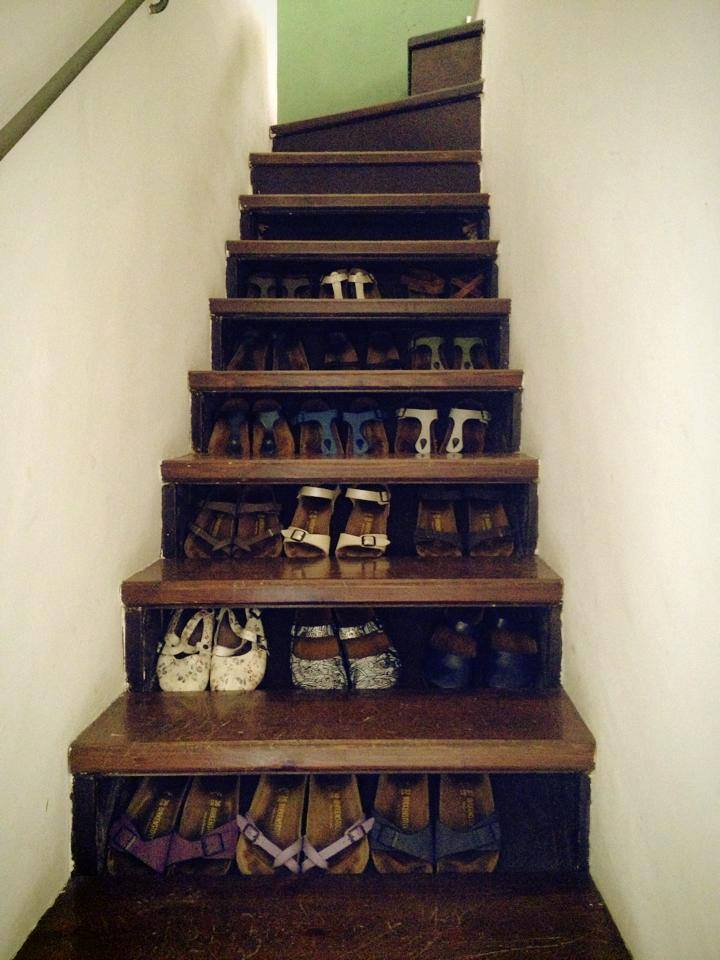 Fabriquer Range Chaussure Amazing Creativity: One More Space Saving Idea