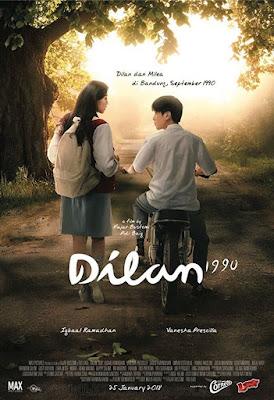 Sinopsis film Dilan 1990 (2018)