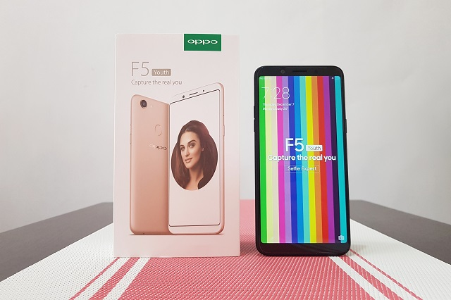 Oppo F5 Youth Unboxing Philippines